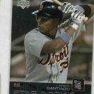 2003 Upper Deck Ramon Santiago Detroit Tigers Rookie