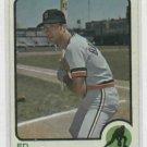 1973 Topps Ed Brinkman Detroit Tigers NICE