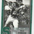 2003 TK Legacy Kirk Gibson Michigan State Detroit Tigers Card Oddball
