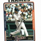 2005 Topps Marcus Thames Detroit Tigers New York Yankees