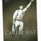 2009 Topps Career Best Legends Ty Cobb Detroit Tigers