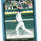 2008 Bowman Draft Picks Blue Matt Joyce Detroit Tigers Rookie #D 100/399 Tampa Bay Rays