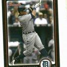 2010 Bowman Miguel Cabrera Detroit Tigers