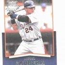 2008 Upper Deck Timeline Miguel Cabrera Detroit Tigers