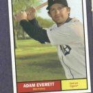 2010 Topps Heritage Adam Everett Detroit Tigers