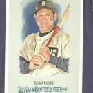2010 Topps Allen & Ginters Johnny Damon Detroit Tigers