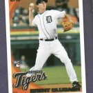 2010 Topps Brent Dlugach Detroit Tigers Rookie