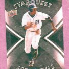 2008 Upper Deck Series 2 Starquest Curtis Granderson Detroit Tigers