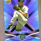 2009 Upper Deck Spectrum Justin Verlander Detroit Tigers