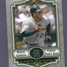 2009 Upper Deck A Piece Of History Miguel Cabrera Detroit Tigers