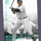 2008 Upper Deck SP Authentic Achievments Miguel Cabrera Detroit Tigers
