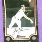 2009 Bowman Justin Verlander Detroit Tigers