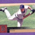 2009 Upper Deck Justin Verlander Detroit Tigers