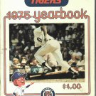 1975 Detroit Tigers Yearbook