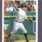 2010 Topps Opening Day Brandon Inge Detroit Tigers