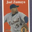 2007 Topps Heritage Joel Zumaya Detroit Tigers