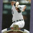 2006 Upper Deck Sweet Spot Jeremy Bonderman Detroit Tigers