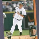 2007 Upper Deck SP Rookie Edition Mike Rabelo Detroit Tigers