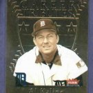 2004 Fleer Tradition Career Tributes Al Kaline Detroit Tigers #D/ 1974