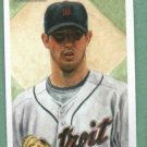 2010 Topps National Chicle Rick Porcello Detroit Tigers
