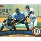 2011 Topps Magglio Ordonez Detroit Tigers