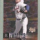 2006 Upper Deck Joel Zumaya Detroit Tigers Rookie