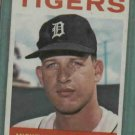 1964 Topps Mickey Lolich Detroit Tigers Rookie