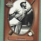 2003 Fleer Fall Classic Ty Cobb Detroit Tigers