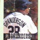 2006 Upper Deck Curtis Granderson Detroit Tigers Yankees
