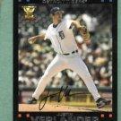 2007 Topps Justin Verlander Detroit Tigers