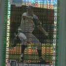 2010 Bowman Chrome Green Refractor Brayan Villarreal Detroit Tigers Rookie