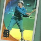 2010 Topps Chrome Refractor Redemption Ty Cobb Detroit Tigers