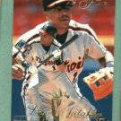1994 Fleer Flair Lou Whitaker Detroit Tigers