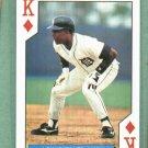 Lou Whitaker US Playing Card Detroit Tigers Oddball K Diamonds Oddball