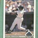 1993 O Pee Chee Lou Whitaker Detroit Tigers