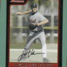 2006 Bowman Justin Verlander Detroit Tigers