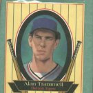 1993 Metz Bakery Alan Trammell Detroit Tigers Sealed Pack Oddball