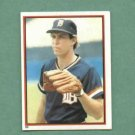 1983 Topps Sticker Alan Trammell Detroit Tigers