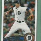 2011 Topps Target SP Ryan Perry Detroit Tigers