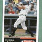 2002 Topps Total Brandon Inge Detroit Tigers