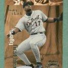 1999 Skybox Thunder Tony Clark Detroit Tigers