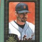2003 Donruss  Diamond Kings Gold Foil Bobby Higginson Detroit Tigers #D / 100
