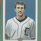 2010 Topps 206 Justin Verlander Detroit Tigers # 58