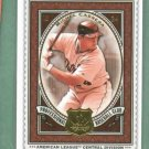 2007 Upper Deck SP Legendary Cuts Miguel Cabrera Detroit Tigers # 85