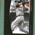 2009 Topps Unique Magglio Ordonez Detroit Tigers # 79