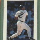 1992 Classic Cecil Fielder Detroit Tigers Oddball # T33