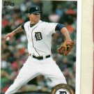 2011 Topps Ryan Perry Detroit Tigers # 264