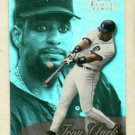 1999 Fleer Flair Showcase Power Tony Clark Detroit Tigers