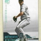 2008 Upper Deck SP Authentic Achievements Justin Verlander Detroit Tigers # AA-7
