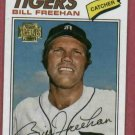 2001 / 1977 Topps Archives Bill Freehan Detroit Tigers # 148